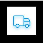 Доставка штакетника<br>или самовывоз со склада